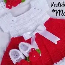 Vestido Stephanie a Crochet