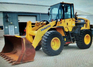 WA 320-5H  wheel loader shop manual