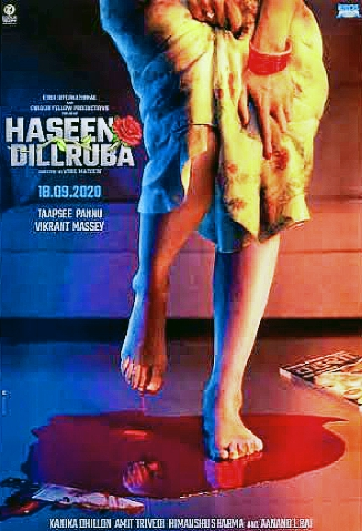 Haseen DillRuba  (2020 Full Movies Film Review Cast & Crew And Story Release date Move Now