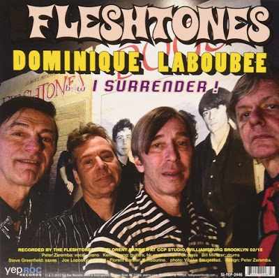 single Fleshtones - Dominique Laboubée