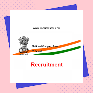 NCLT Recruitment 2020 for Stenographer