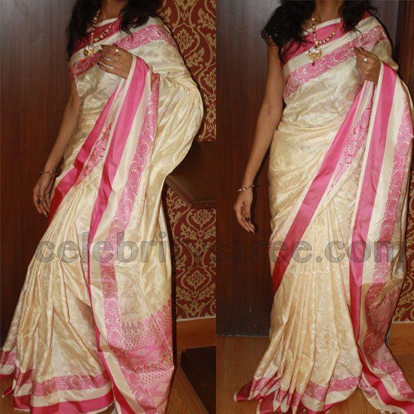 93c46614b8dfb1 Tomato red beautiful uppada silk saree with zari and thread mango work gold  border and rich pallu all over