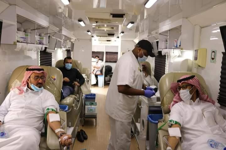 """""""يلو"""" تنظم حملة طبية للتبرع بالدم وإظهار الجانب التطوعي"""