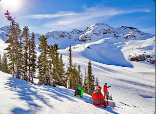 Travel the world, travel to the best ski destinations