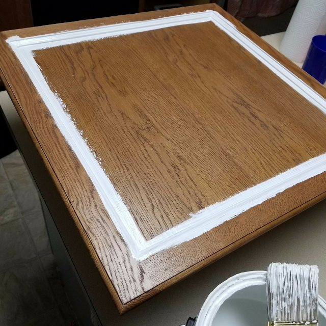 DIY: painting kitchen cabinets | Good Job Momma