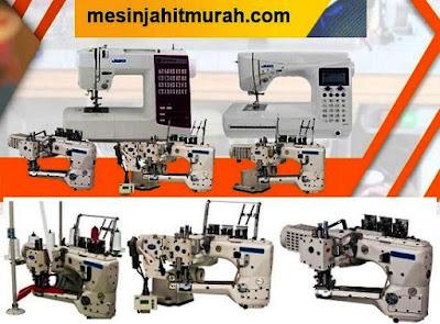 jual beli, service, spare part kredit mesin jahit Semarang & Ungaran