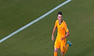 كأس العالم تحت 17:استراليا تضمن مقعداً فى دور الـ 16