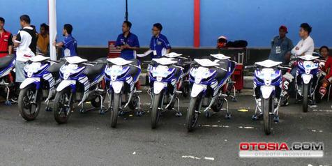 Yamaha Z1 Makan 1 Tahun Lebih Hanya untuk 'Body Setting'