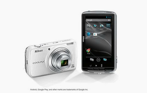 Nikon Coolpix S810c camera Unleashed