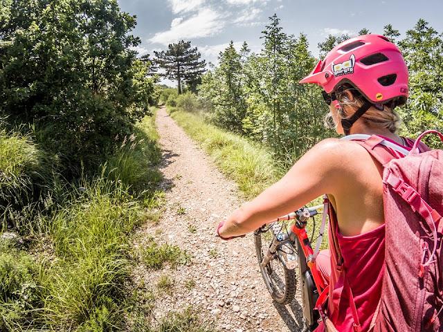 Uphill Triest MTB E-Bike