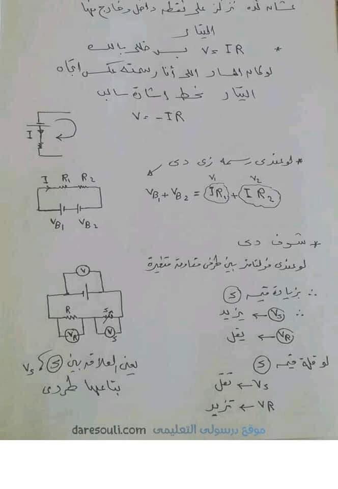 لطلاب الثانوية العامة.. ملخص تريكات الفيزياء اللي لازم تركز عليها 6