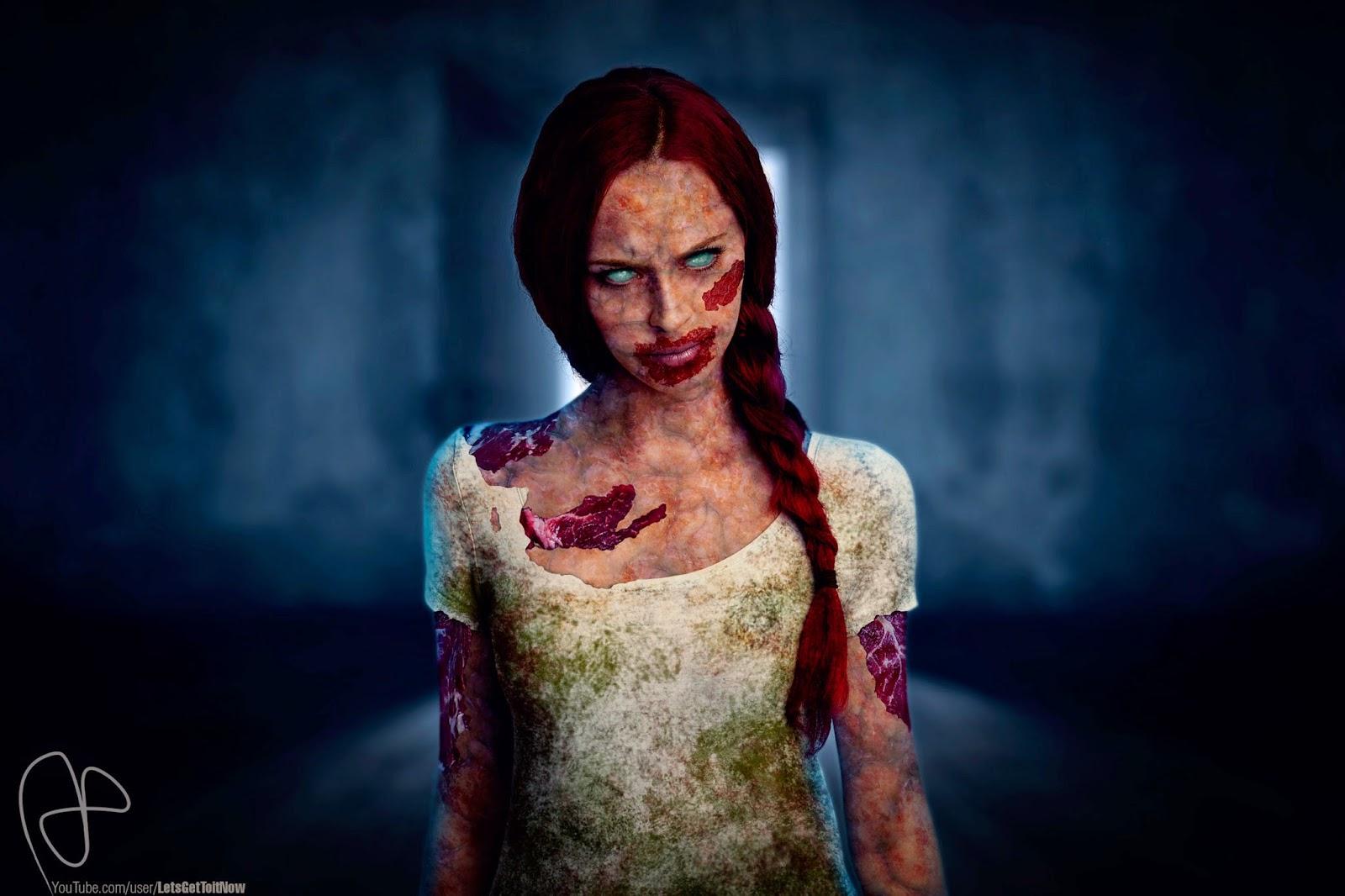 Zombie Photo Manipulation — Photoshop Tutorial