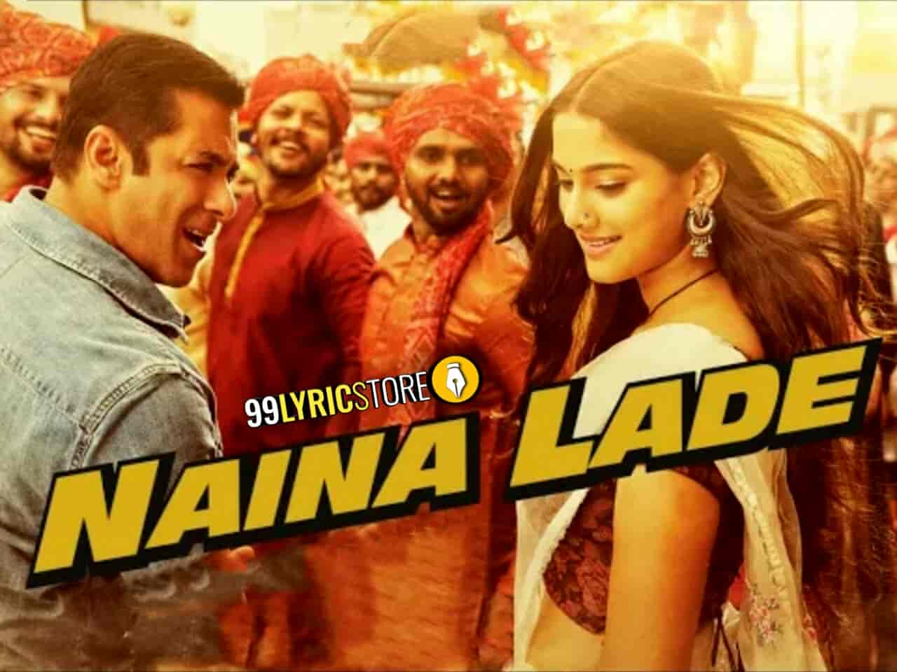Naina Lade Dabangg 3 Song Images