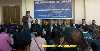 timesofmizoram mizoram politics inthlan 2018