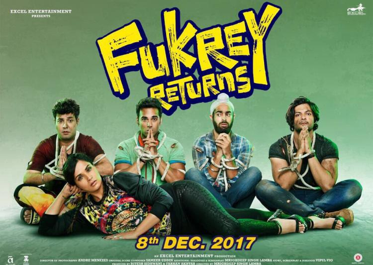 Bollywood movie Fukrey Returns Box Office Collection wiki, Koimoi, Wikipedia, Fukrey Returns Film cost, profits & Box office verdict Hit or Flop, latest update Budget, income, Profit, loss on MT WIKI, Bollywood Hungama, box office india