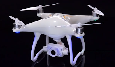 JJRC X6 AIRCUS : Drone Mini Mirip Dji Phantom 4