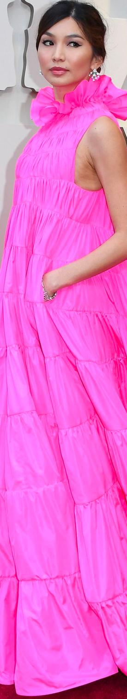 Gemma Chan 2019 Oscars