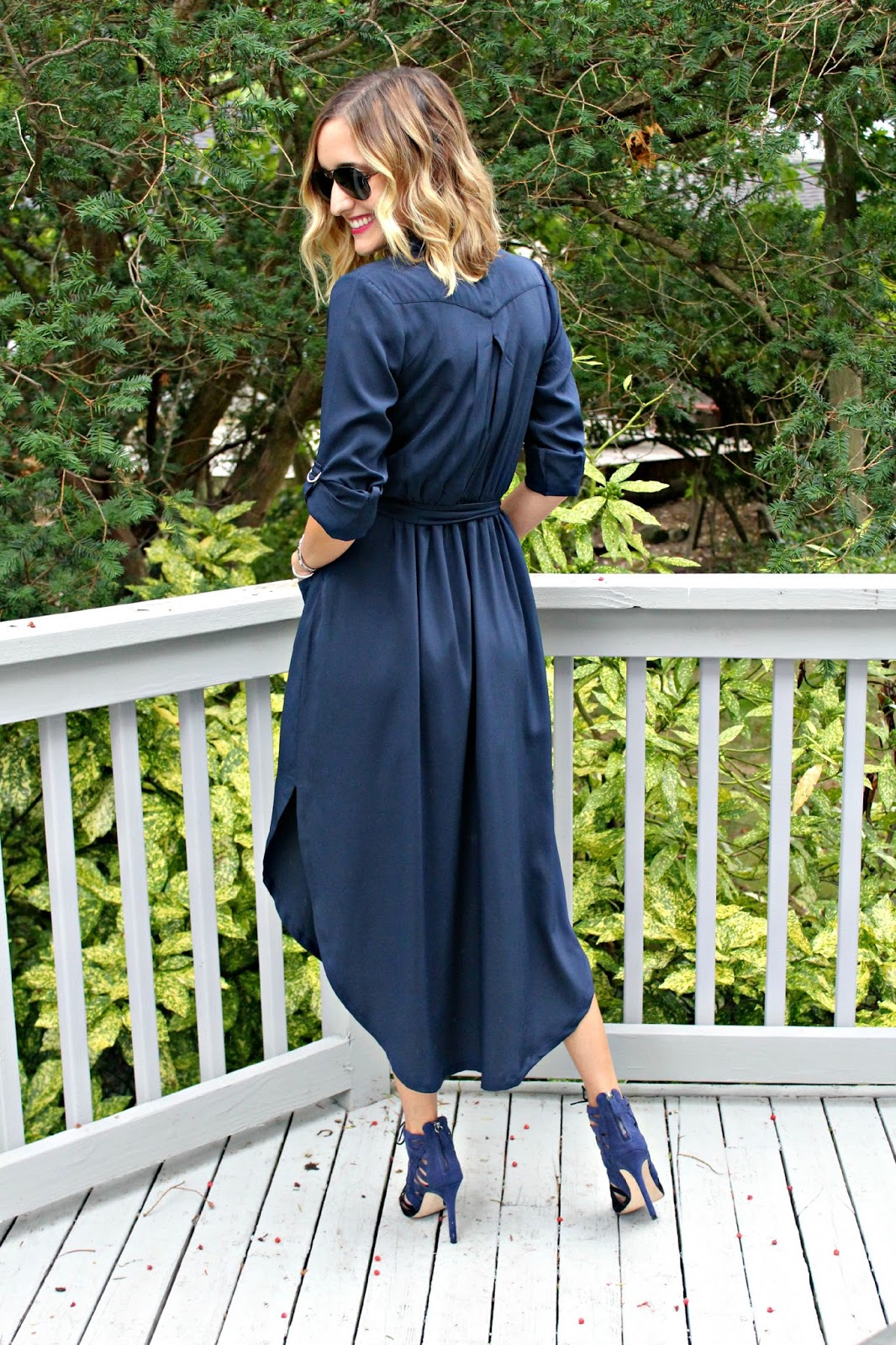 lurap custom midi dress