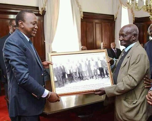 Sabina Joy owner and Nairobi business mogul Gerald Gikonyo dies at 111