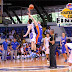 PBA-bound teams NLEX Road Warriors and Blackwater Sports battle for the 2014 PBA D-League Foundation Cup Title