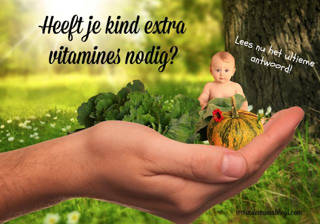 vitaminen voor kinderen