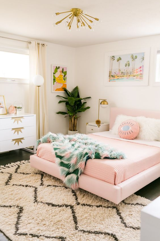 Bedroom Ideas - Laura's Master Bedroom Refresh (Before + After!) - A Beautiful Mess
