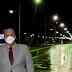 Vereador Júnior Queiroz tem pedido atendido pela Emdur com troca de lâmpadas