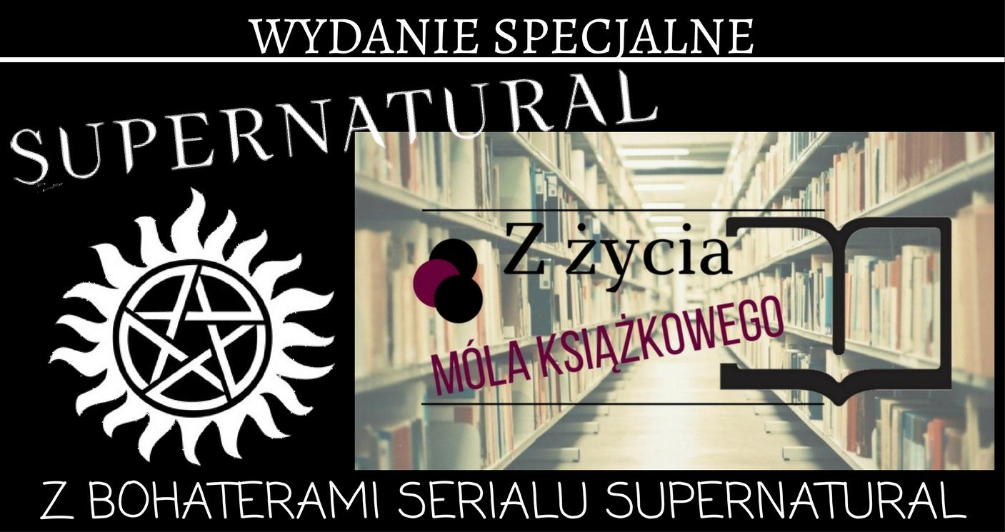 supernatural, książkoholicy, książki