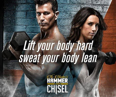 exercise, hammer and chisel, mealplan, recipe, workout, fitness, workout review, hammer power