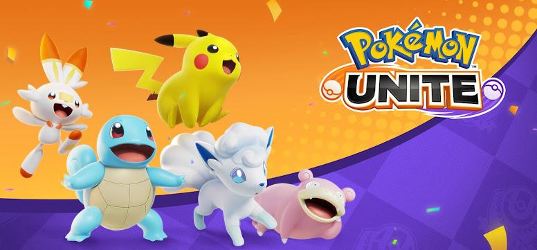 Pokémon Unite - Novo Patch traz Mudanças e Modo Espectador