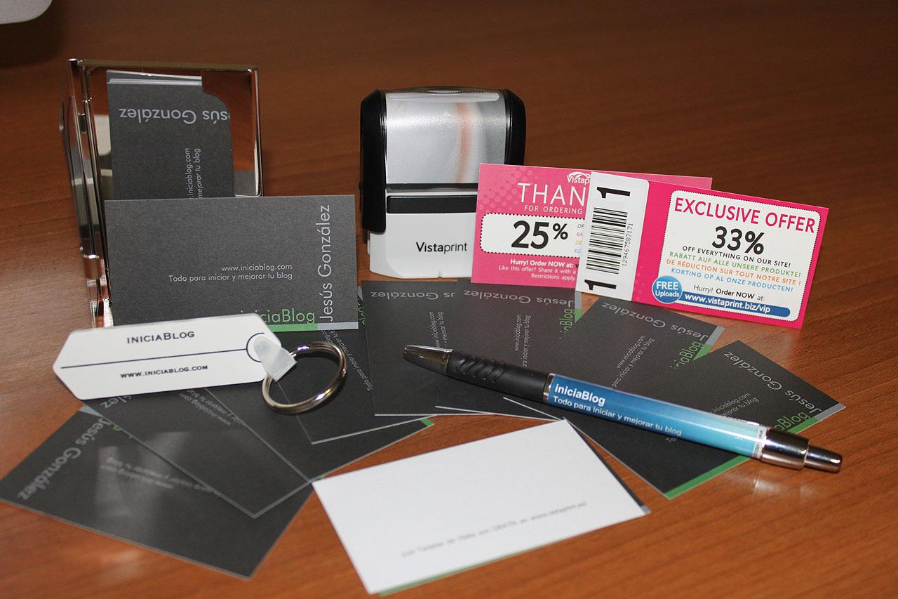 ba94be19503e0 Vistaprint ofrece tarjetas de visita gratis para tu blog ...