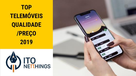 Top Smartphones 2019 Qualidade/Preço