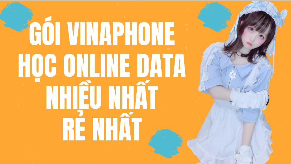 Đăng ký các gói Vinaphone học online