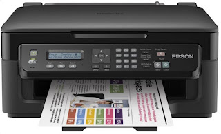 Epson WorkForce WF-2510WF Driver Download, Review, Price