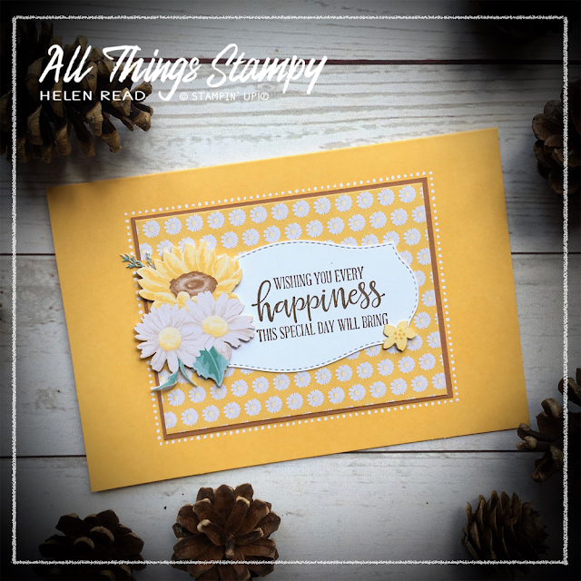 Flowers for Every Season Quick Cards allthingsstampy Helen Read Memories & More