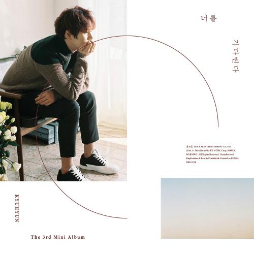 KYUHYUN – Waiting, Still – The 3rd Mini Album