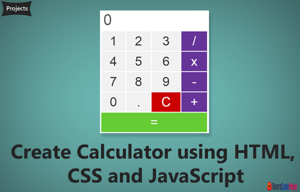 Let's make a javascript calculator – ethan ryan – medium.