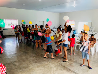 Programa Criança Feliz de Juquiá realiza ação social em comemoração ao dia das crianças