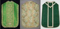 Vestments: Varieties of Viridi (Green)