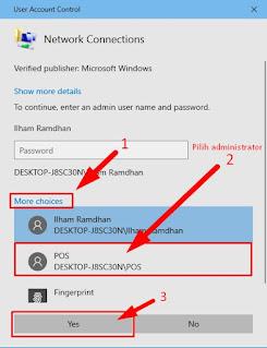cara rubah ip komputer - www.it-banana.com