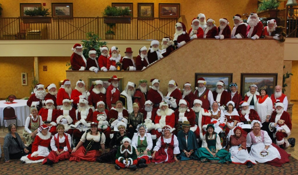 Blog for Professional Santa Clauses