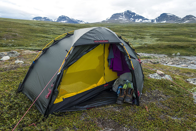 Best wild camping tents reviews Hilleberg Soulo