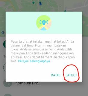 cara melacak hp hilang lewat whatsapp