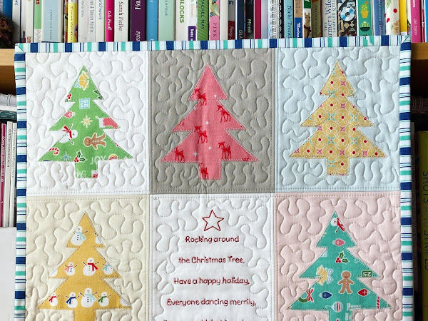 Christmas Mini Quilts