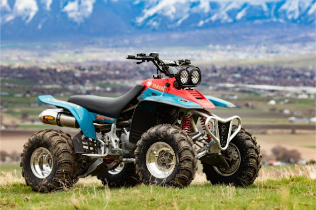 Belajar yang Baik ATV untuk Pemula