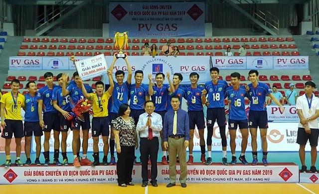 Bóng chuyền TPHCM viết lên lịch sử cho bóng chuyền Việt Nam