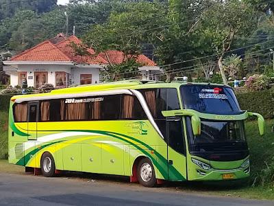 Sewa Bus Pariwisata SHD di Surabaya / Malang