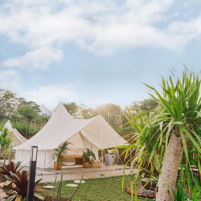Lokasi dan Harga Menginap KALASENJA Family Camping Cimahi