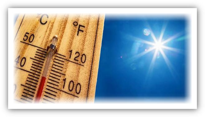 أجواء حارة في توقعات طقس الأربعاء16.09.2020
