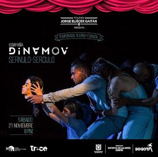 Teatro y Danza en el Gaitan: Compañía DINAMOV